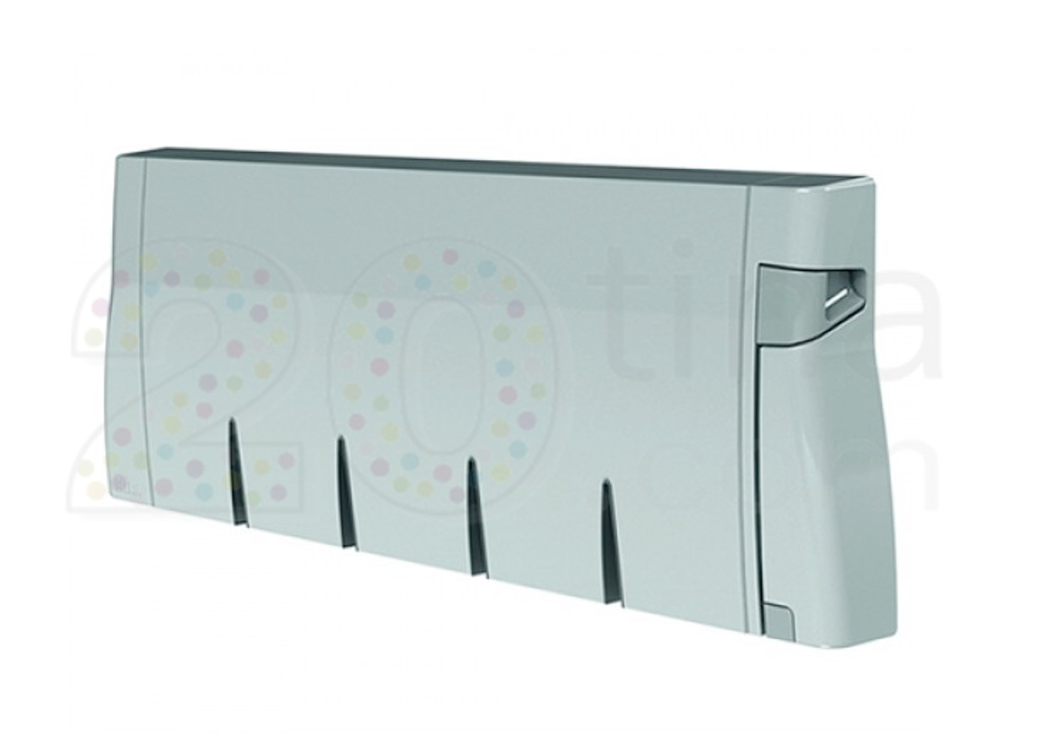 Etendoir linge r tractable solide et design slimy 4 ou - Etendoir a linge mural retractable ...