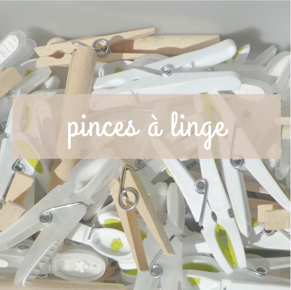 pinces a linge | un grand choix de pinces à linge solides, pour le linge épais, inox ou plastique