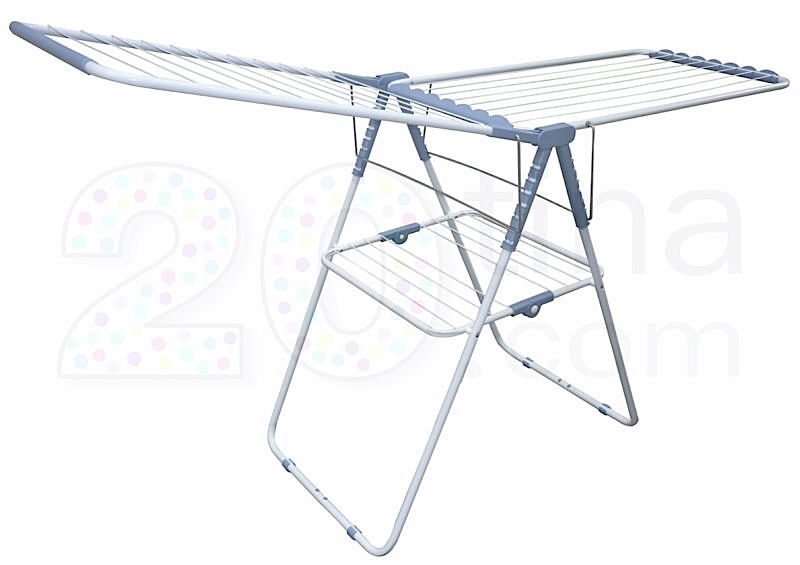S choir linge papillon grande longueur stable - Sechoir a linge ...